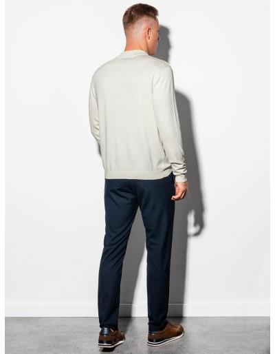 Men's sweater E178 - ecru