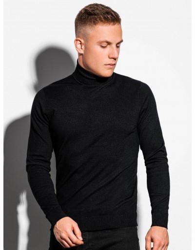 Pánský svetr E179 - černý