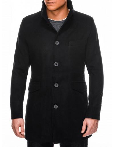Pánský kabát VICTOR - černý