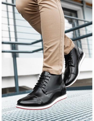Pánská obuv T326 - černá