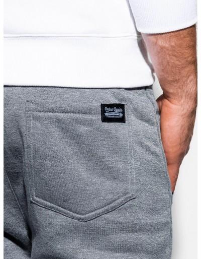 Men's sweatpants P867 - grey