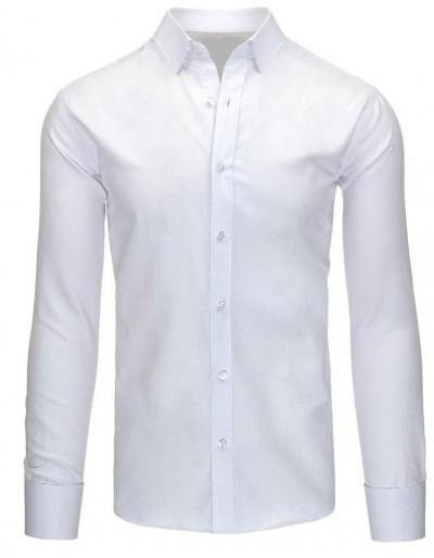 Bílé pánské tričko DX1130