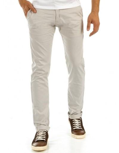 Pánské béžové chino kalhoty UX0878