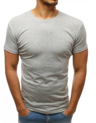 Šedé pánské tričko RX2570