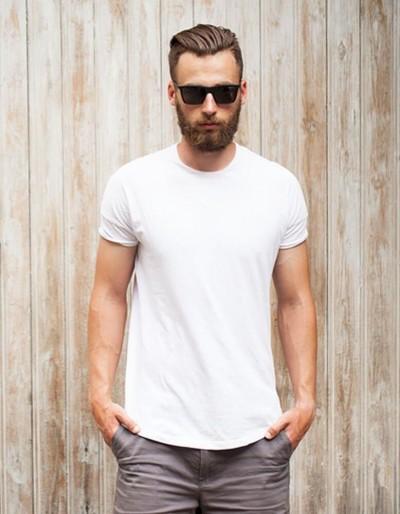 Pánské bílé tričko RX2571