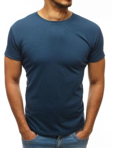 Pánské tmavě modré tričko RX2574