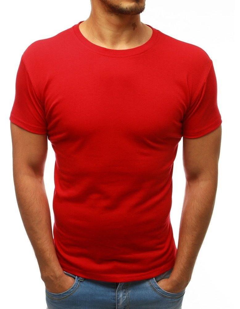 Červené pánské tričko RX2575