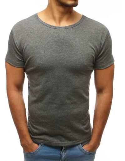 Pánské tričko antracitové RX2576