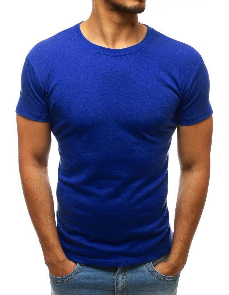 Modré pánské tričko RX2577
