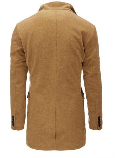 Płaszcz męski kamelowy CX0359