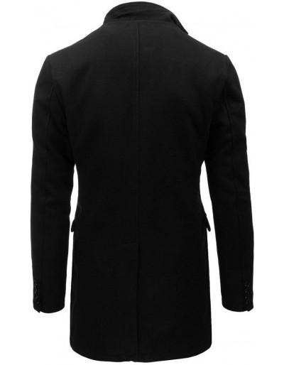 Płaszcz męski czarny CX0360
