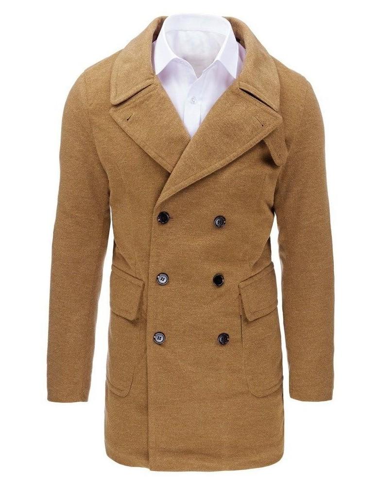 Pánský zimní velbloudí kabát CX0362