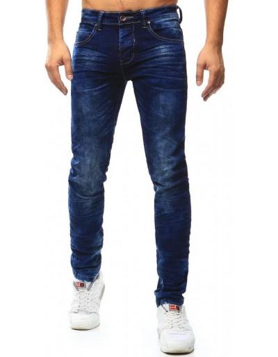 Pánské modré džínové kalhoty UX1004