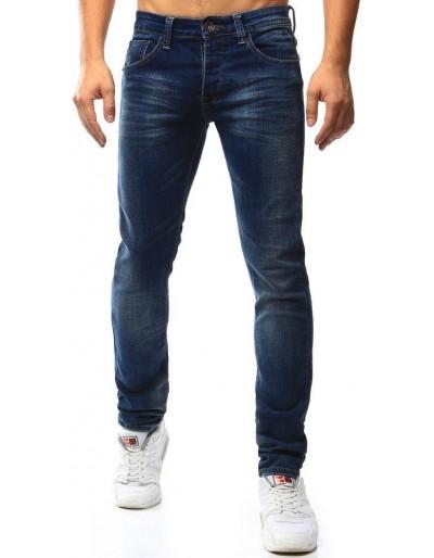 Pánské modré džínové kalhoty UX1011