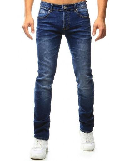Pánské modré džínové džíny UX1022
