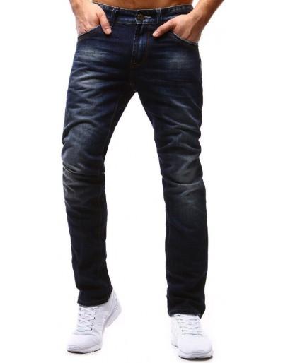 Pánské modré džínové kalhoty UX1187
