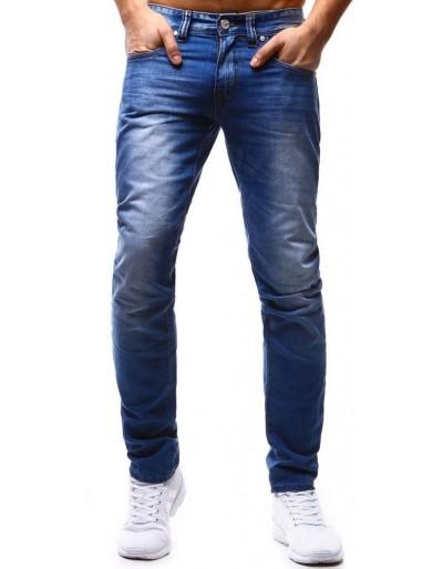 Pánské modré džínové kalhoty UX1188