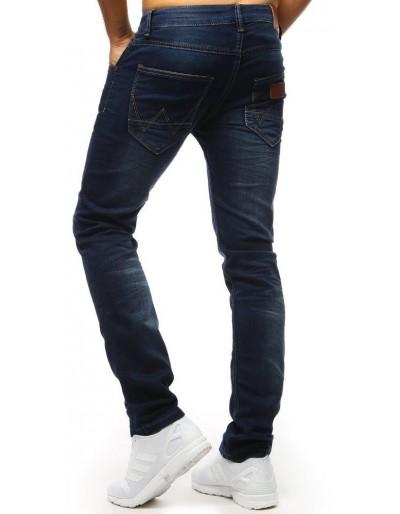Tmavě modré džíny UX1309