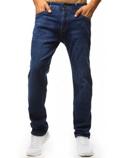 Pánské modré džínové džíny UX1314