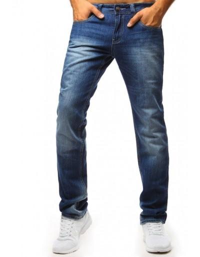 Pánské modré džínové kalhoty UX1349