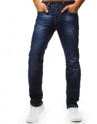 Pánské modré džínové kalhoty UX1357