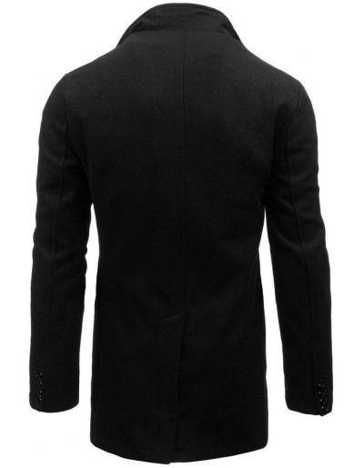 Płaszcz męski czarny CX0380