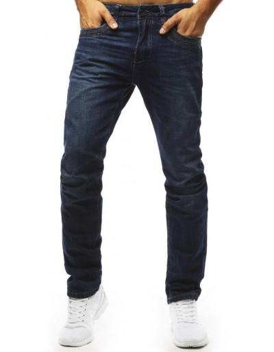 Pánské modré džínové kalhoty UX1386