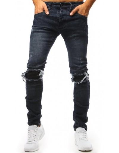 Pánské tmavě modré džíny UX1432