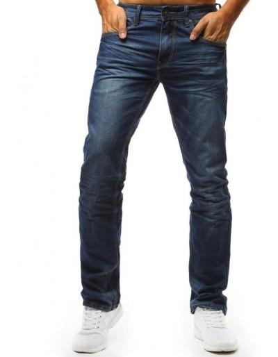 Pánské modré džínové kalhoty UX1442