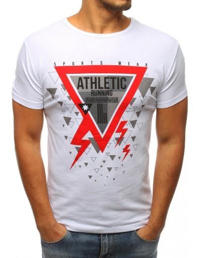 Pánské bílé tričko RX2969