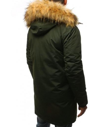 Kurtka męska zimowa zielona TX2441