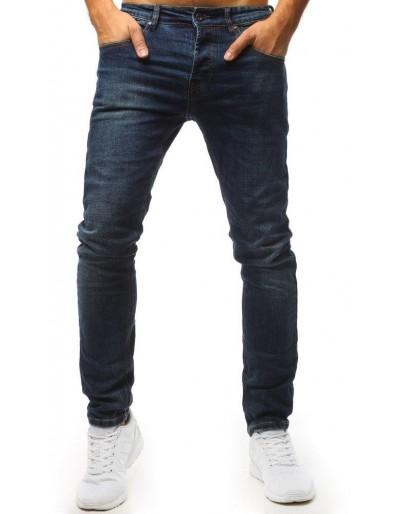 Pánské modré džínové kalhoty UX1477