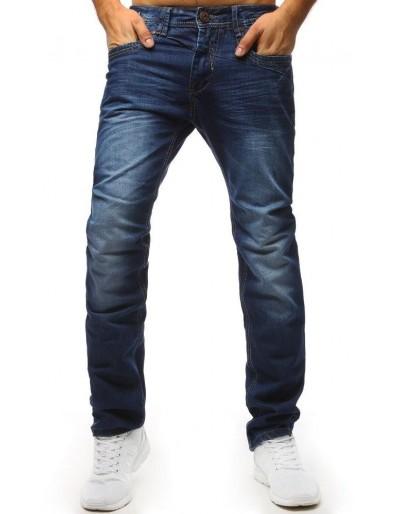 Pánské modré džínové džíny UX1480