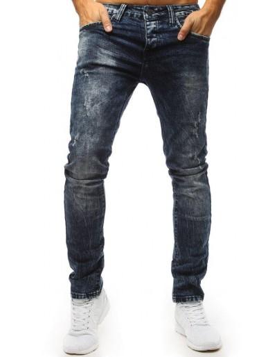 Pánské modré džínové džíny UX1483