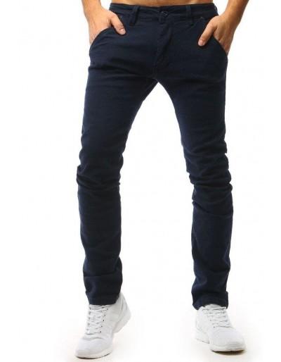 Pánské modré džínové kalhoty UX1486