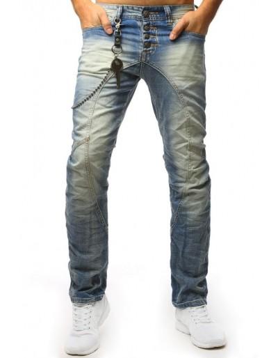 Pánské modré džínové džíny UX1493