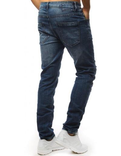 Modré pánské džíny UX1513