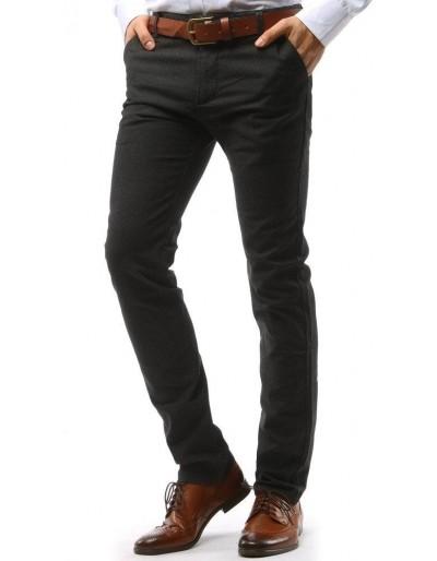 Pánské grafitové kalhoty  UX1538