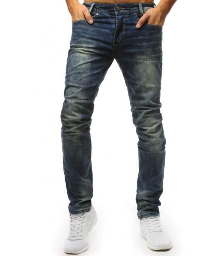 Pánské modré džínové kalhoty UX1539