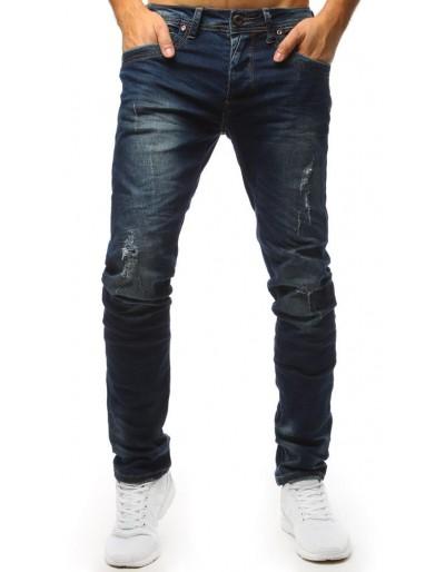 Pánské modré džínové džíny UX1541