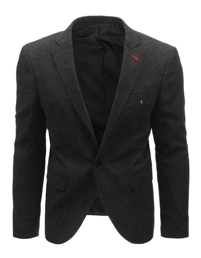 Černá pánská bunda MX0413