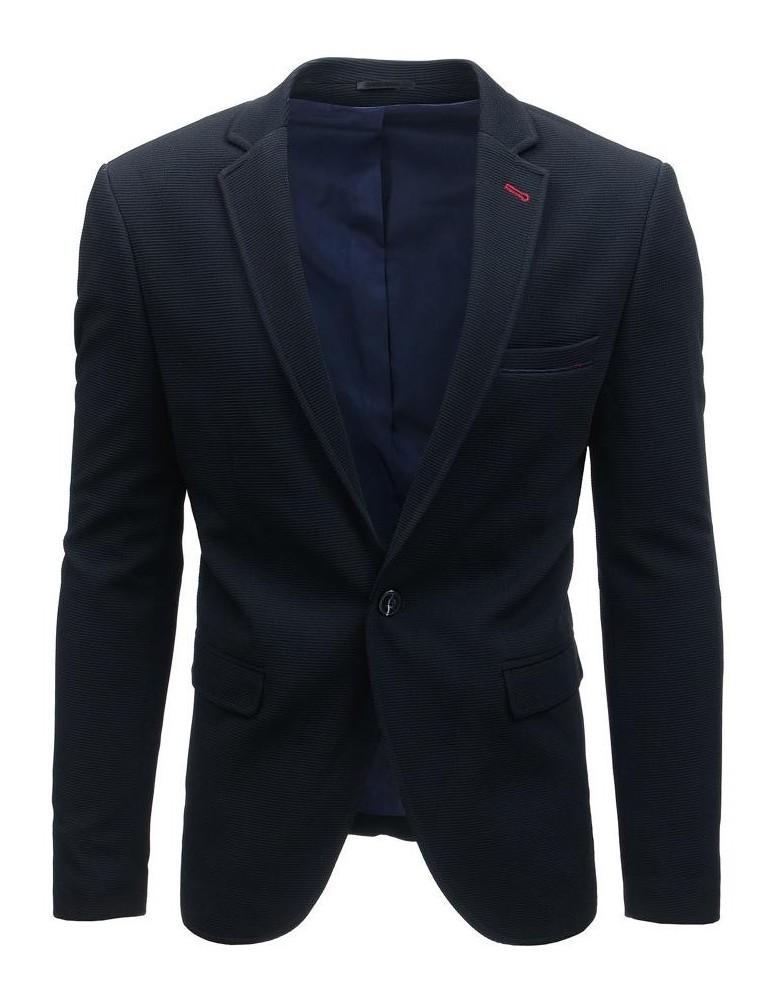 Námořnická modrá pánská bunda MX0417