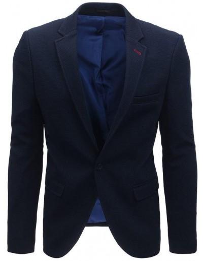 Námořnická modrá pánská bunda MX0419
