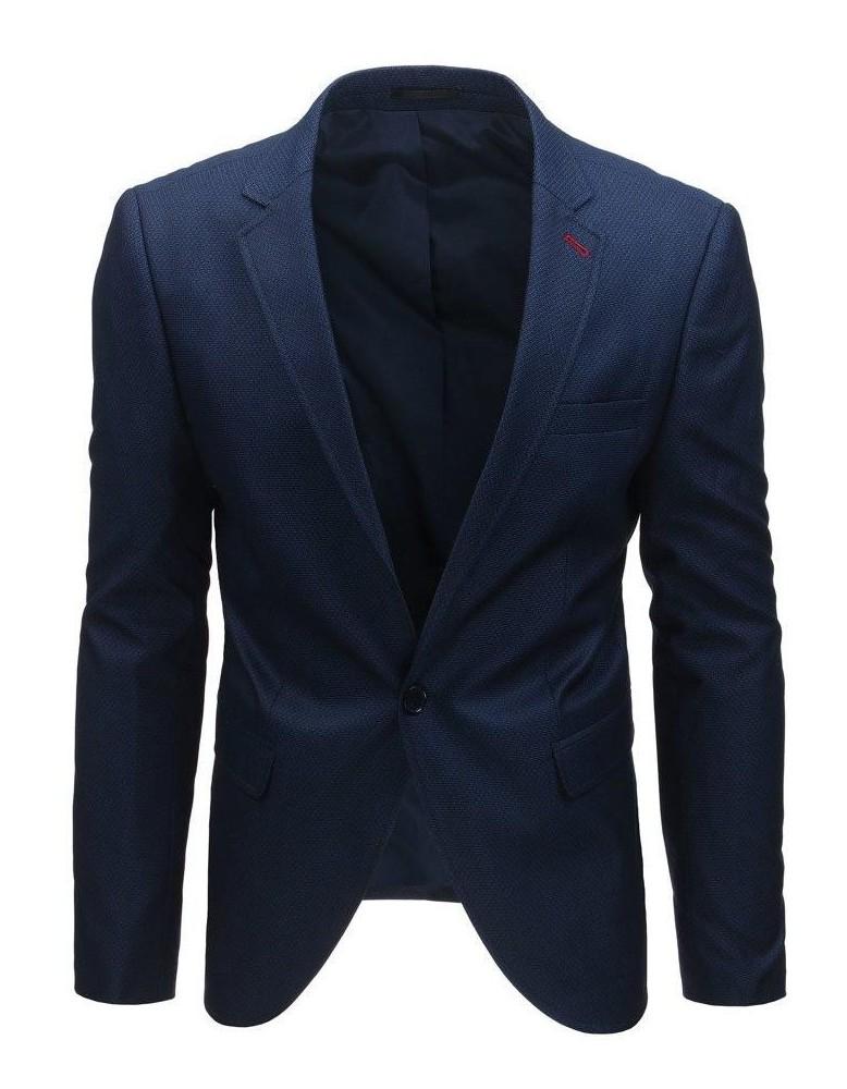 Námořnická modrá pánská bunda MX0425