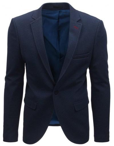 Námořnická modrá pánská bunda MX0428