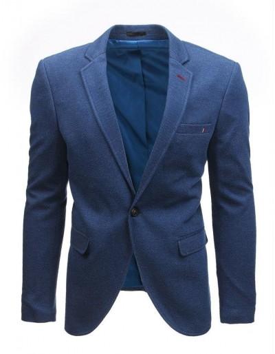 Pánská modrá bunda MX0430
