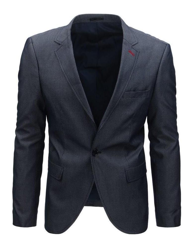 Černá pánská bunda MX0433