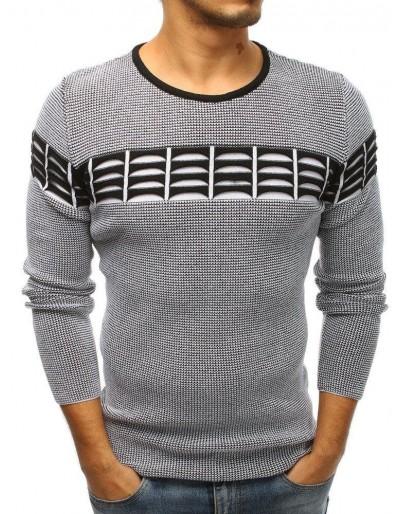 Černý pánský svetr WX1221