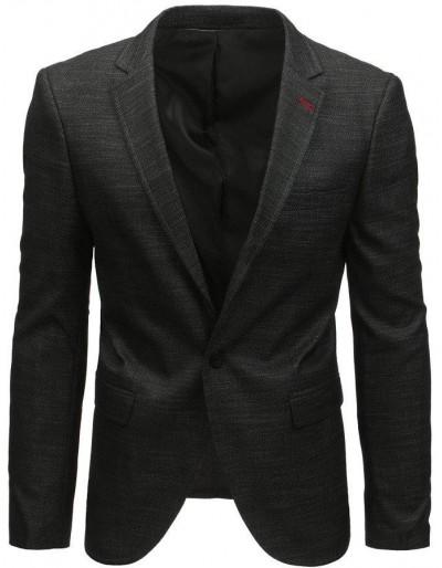 Černá pánská bunda MX0437