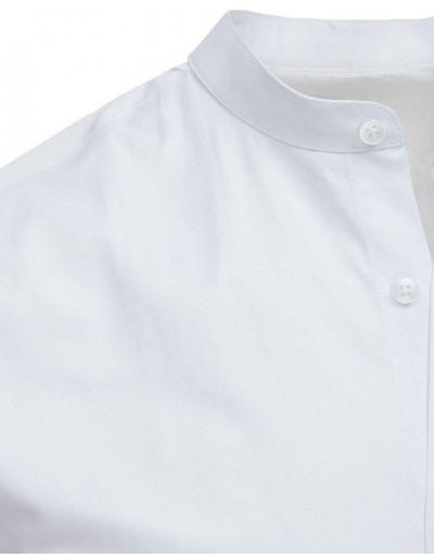 Koszula męska elegancka biała DX1585